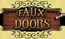 Faux Doors  Logo